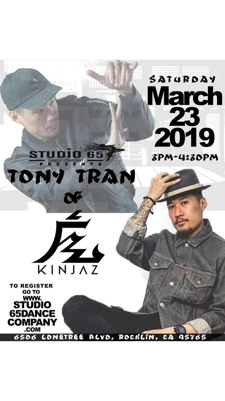 Tony Tran