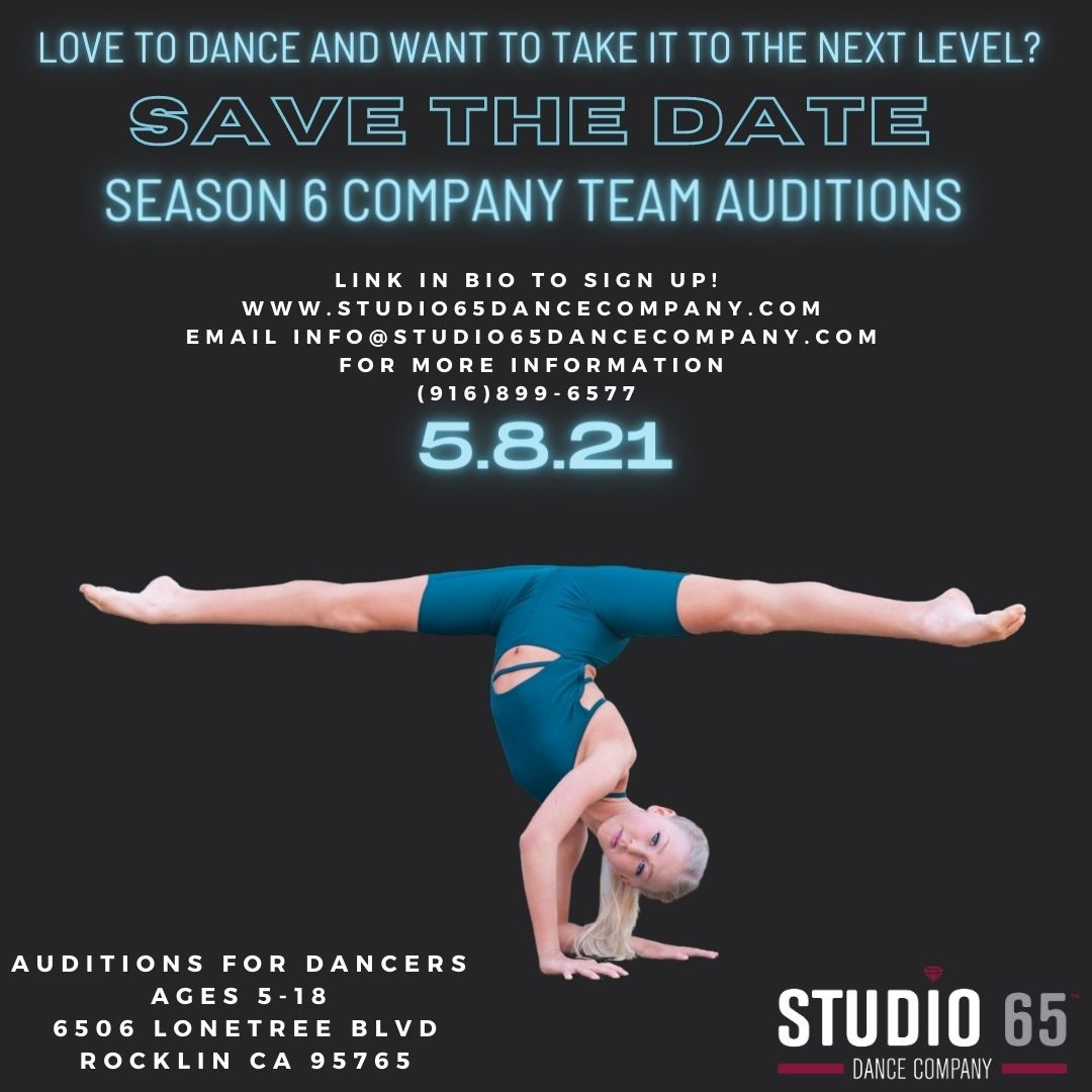 Studio65 Dance Comp Team